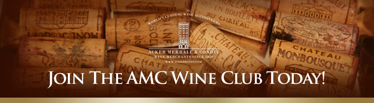 Join the AMC WINE CLUB today!