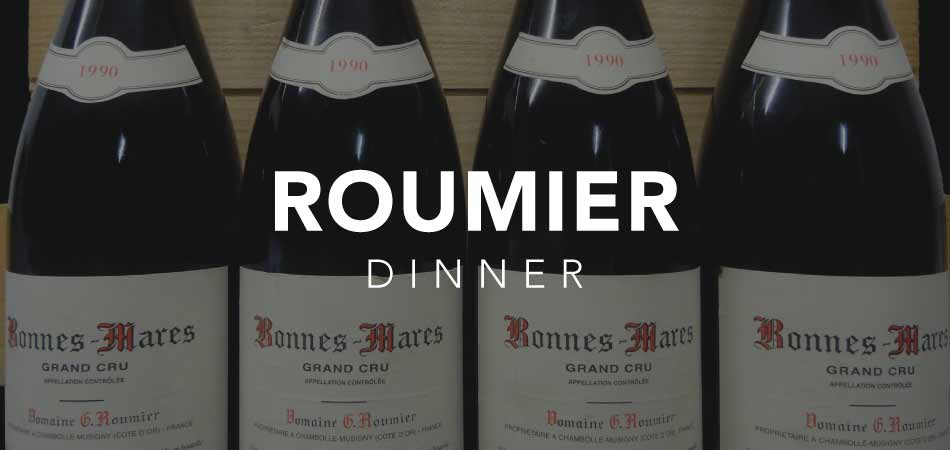 Roumier Dinner